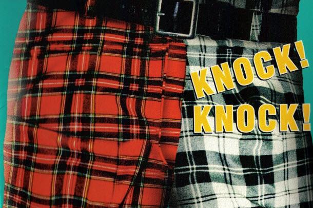 Knock Knock Pants